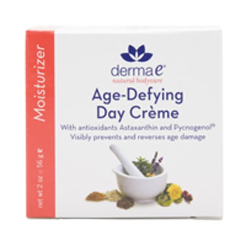 Age Defying Day Creme With Astazanthin & Pycnogenol 2 oz by Derma e