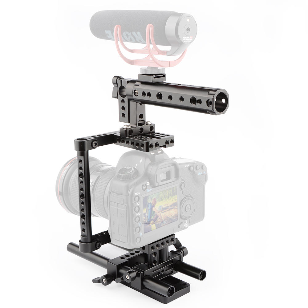 KEMO C1136 Universal Camera Cage Stabilizer for Canon for Nikon DLSR Camera