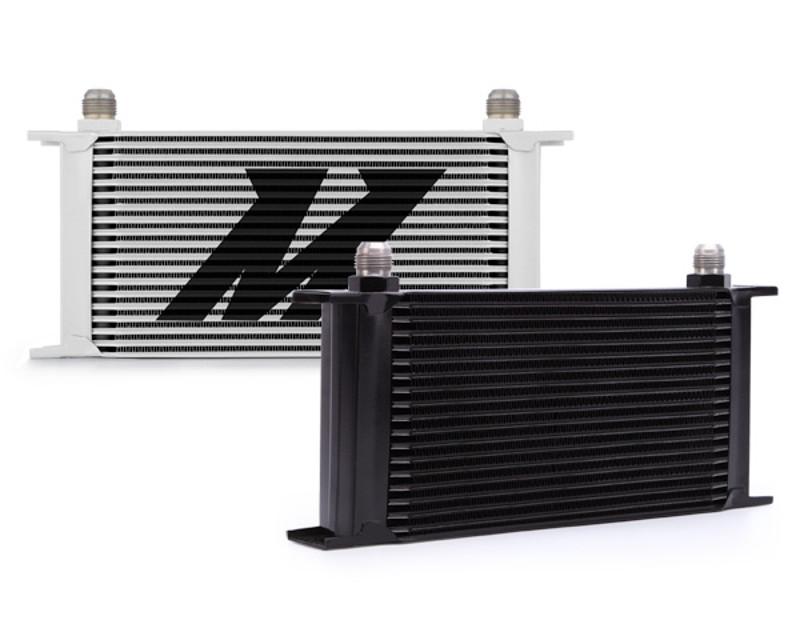 Mishimoto MMOC-19BK Black 19-Row Oil Cooler Universal