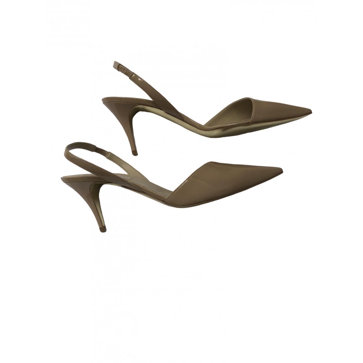 Stella Mccartney \N Beige Heels for Women 41 IT