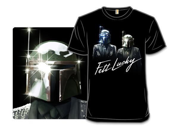 Fett Lucky T Shirt