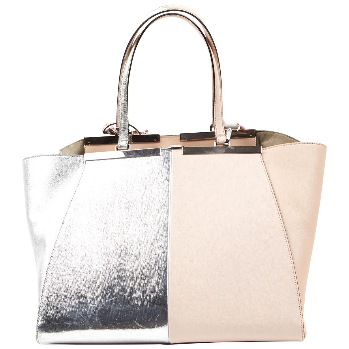 Fendi 3Jours Multicolour Leather handbag for Women \N