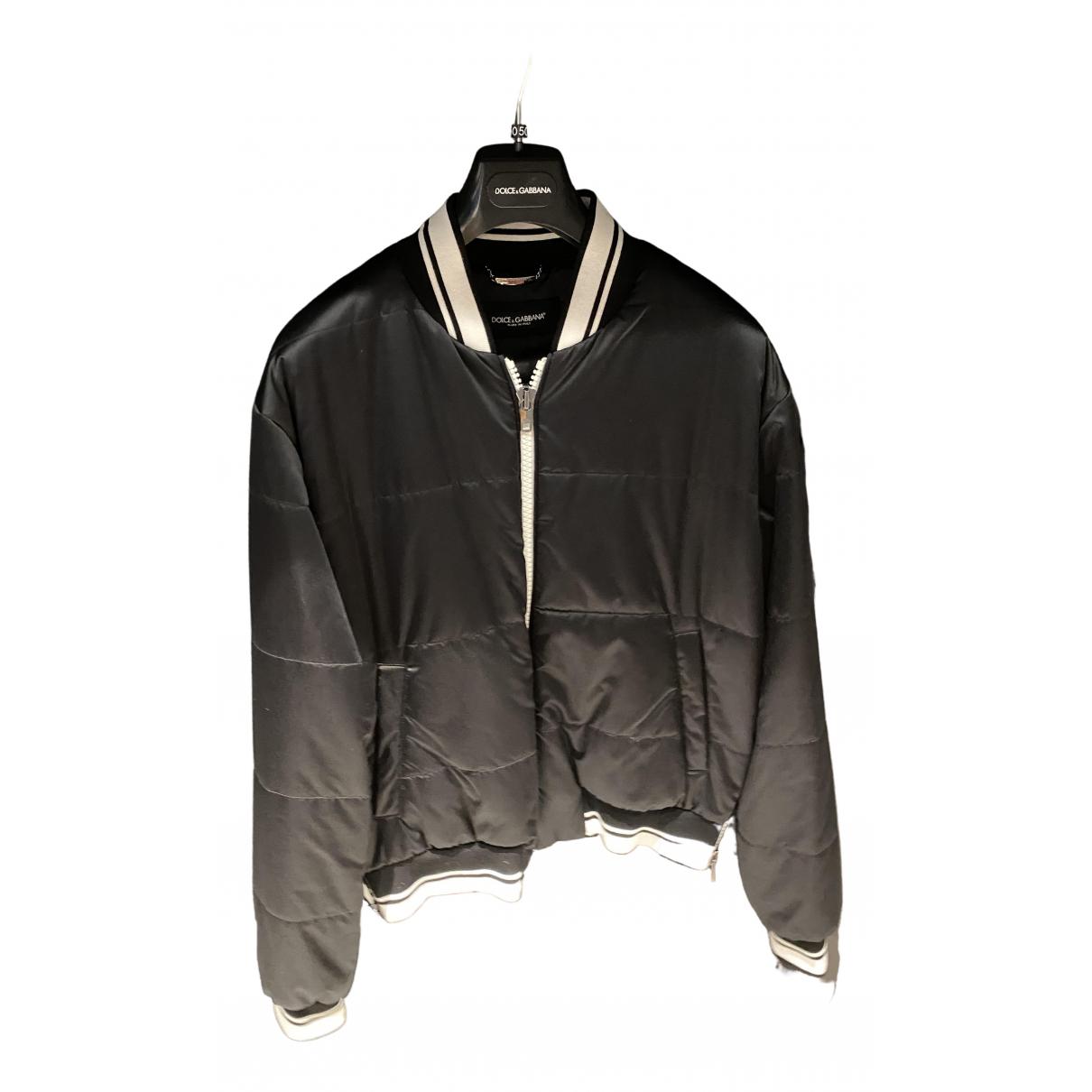Dolce & Gabbana \N Black jacket  for Men 50 IT