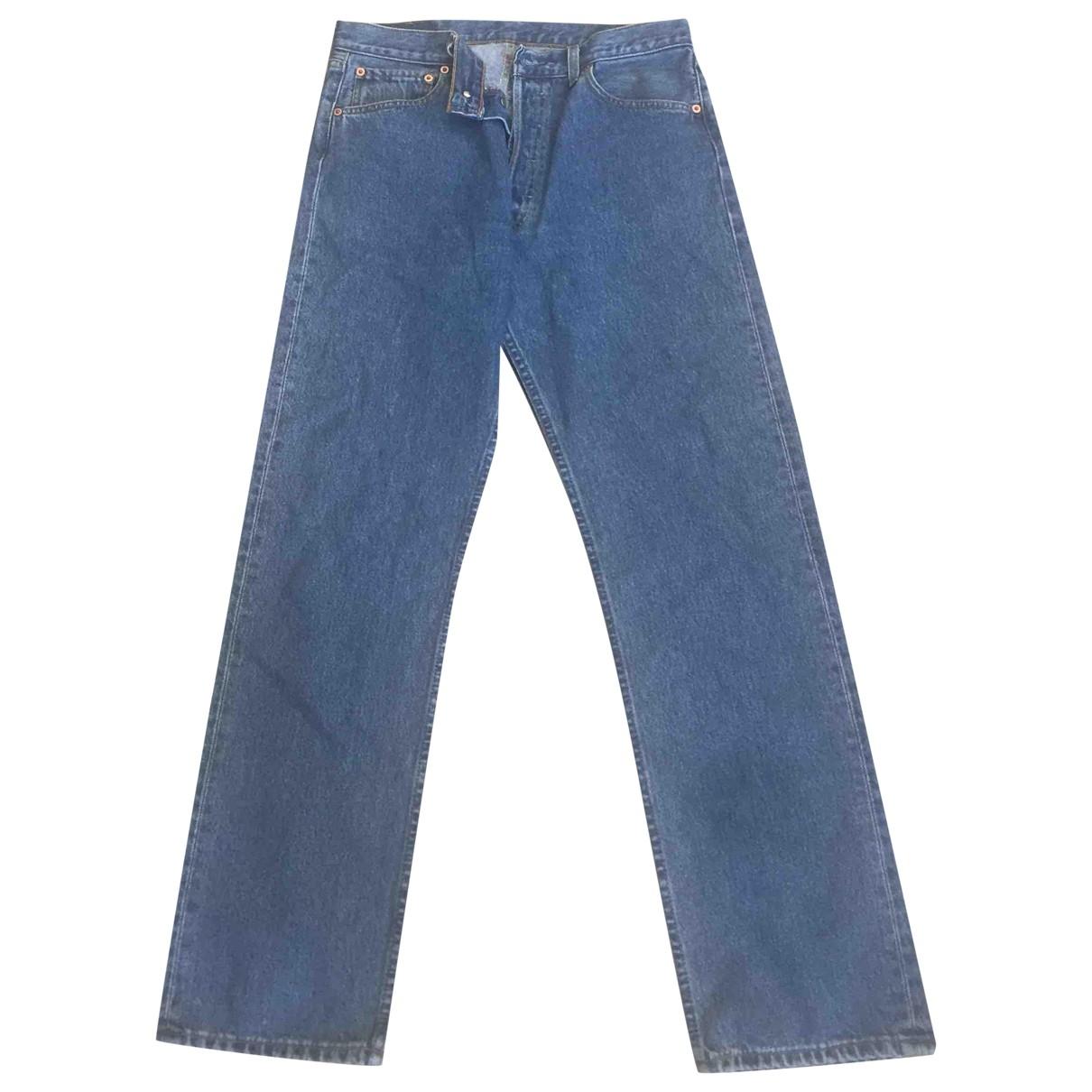 Levi's 501 Denim - Jeans Jeans for Women 34 US