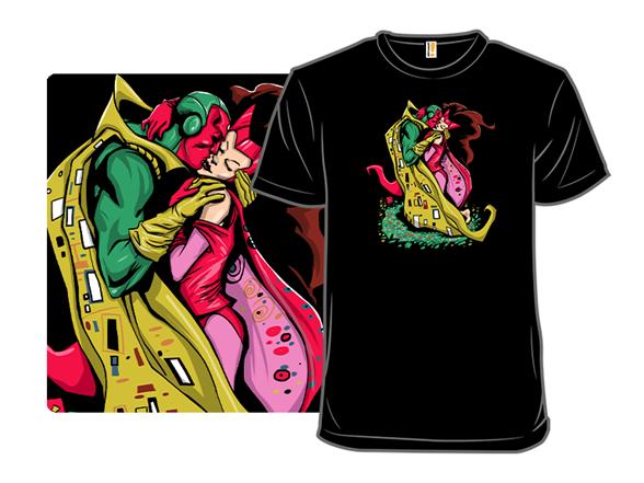 Marvelous Kiss T Shirt