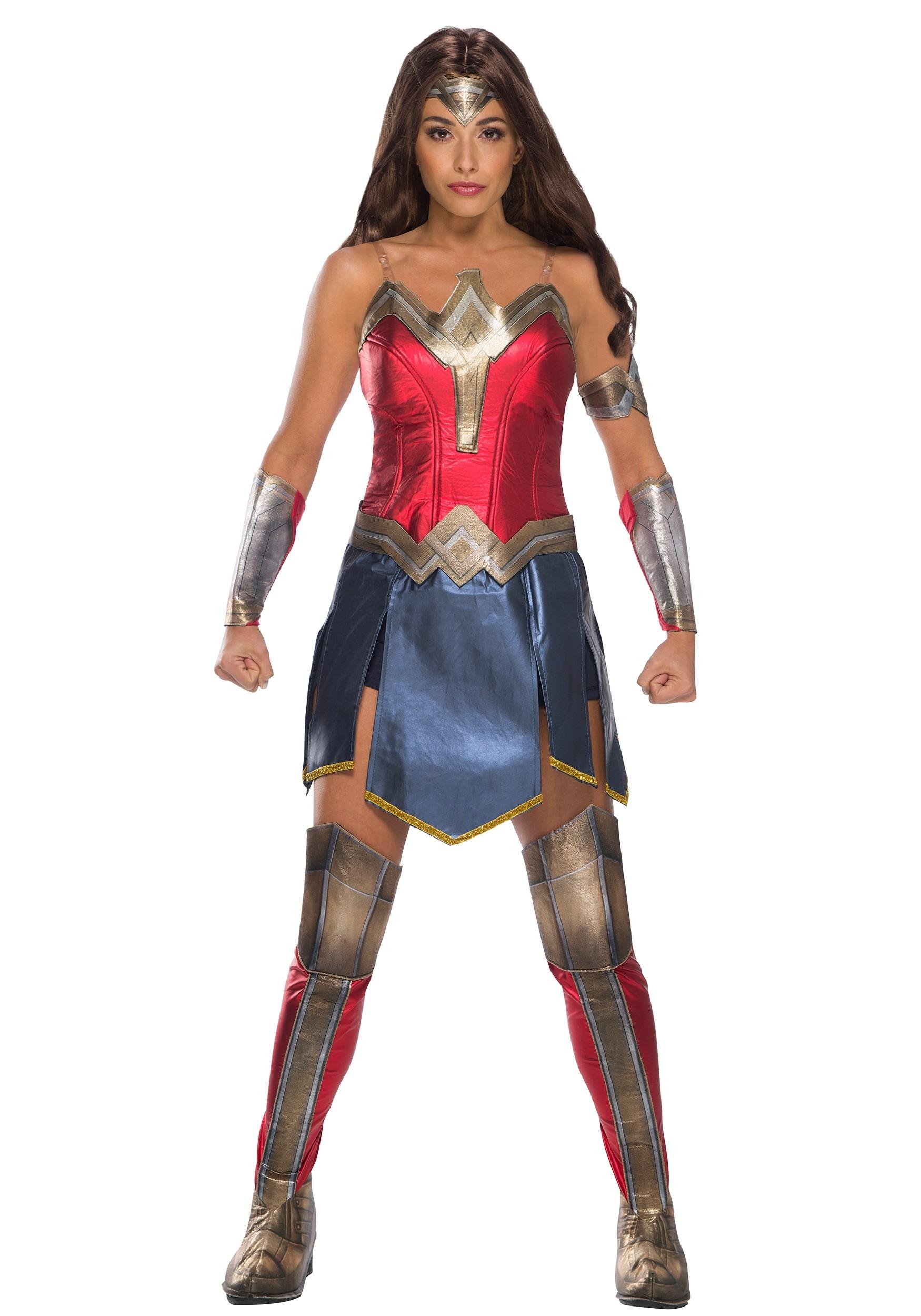 Women's Wonder Woman Deluxe Costume