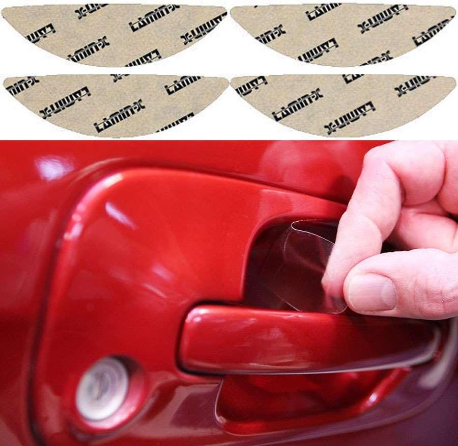 Lexus IS300 01-05 Door Handle Cup Paint Protection Lamin-X L1503