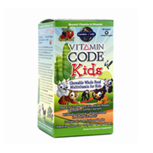 Vitamin Code 30 chewable by Garden of Life