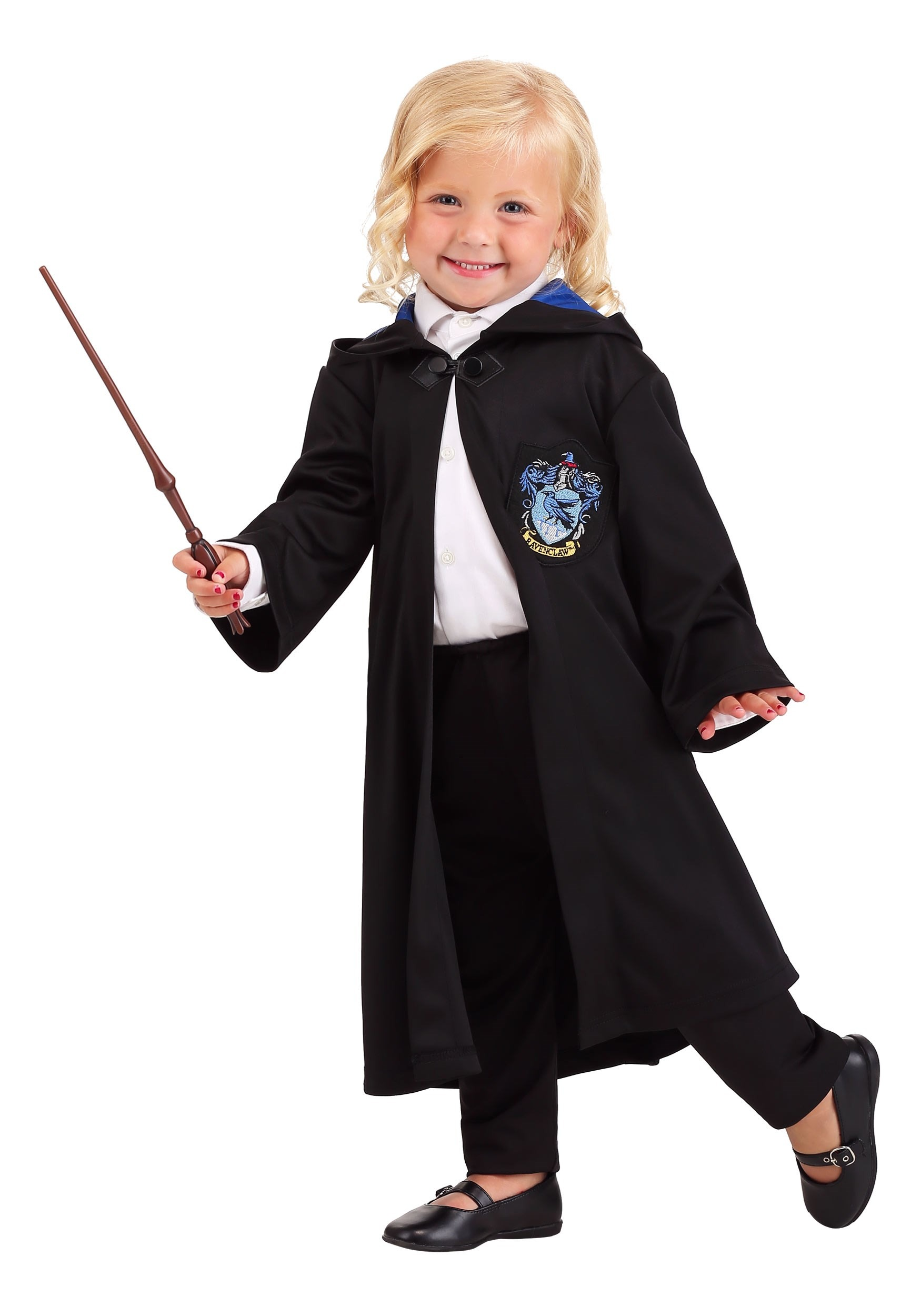 Harry Potter Toddler's Ravenclaw Robe Costume