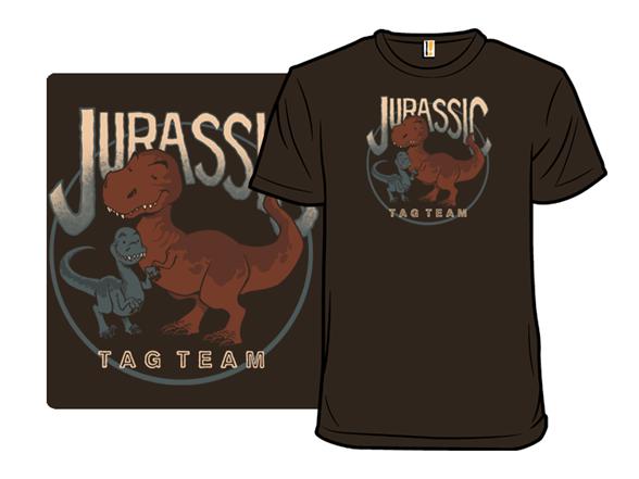 Dinofight T Shirt
