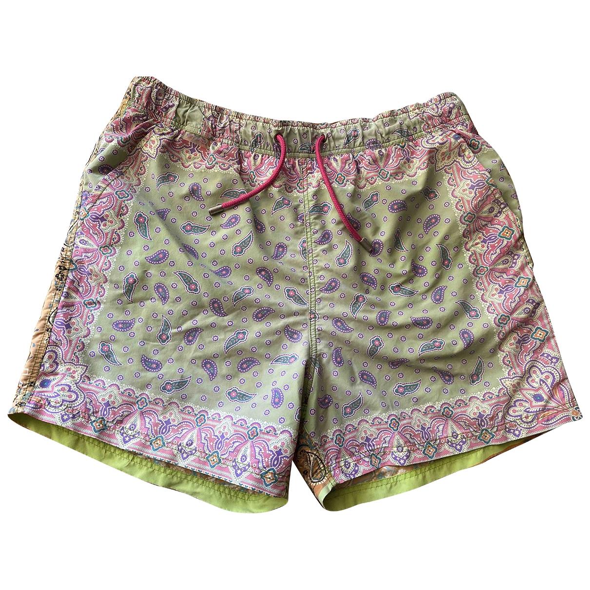 Etro \N Multicolour Swimwear for Men M International