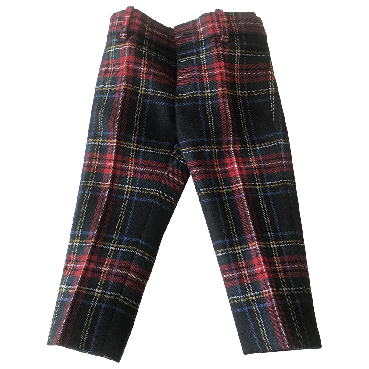 Gucci \N Multicolour Wool Trousers for Kids 12 months - up to 74cm FR