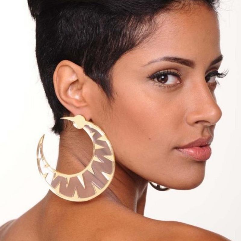 Ericdress European Plastic Gift Earrings