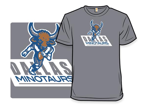 Dallas Minotaurs T Shirt