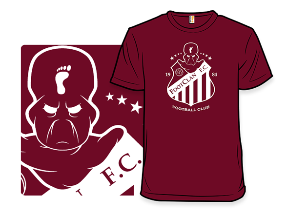 Foot Clan Fc T Shirt