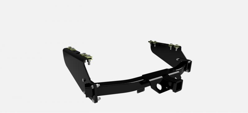 B&W Trailer Hitches HDRH25230 Rcvr Hitch-2, 16,000# Boxed Ford