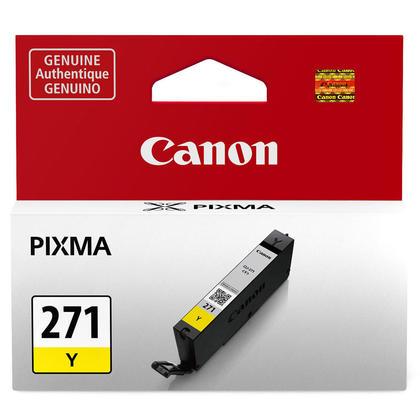 Canon CLI-271Y 0393C001 cartouche d'encre originale jaune