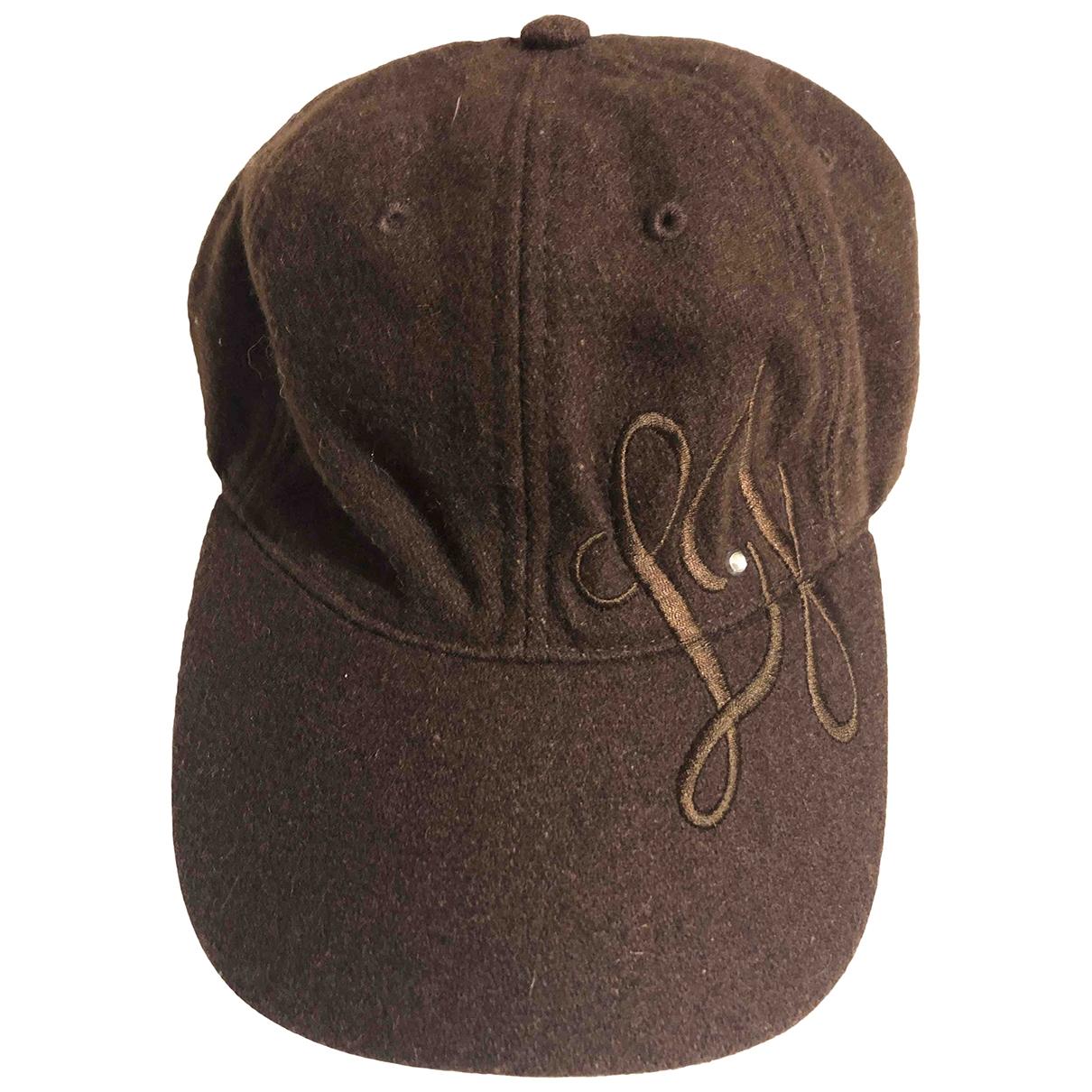 Liu.jo \N Brown Wool hat for Women S International