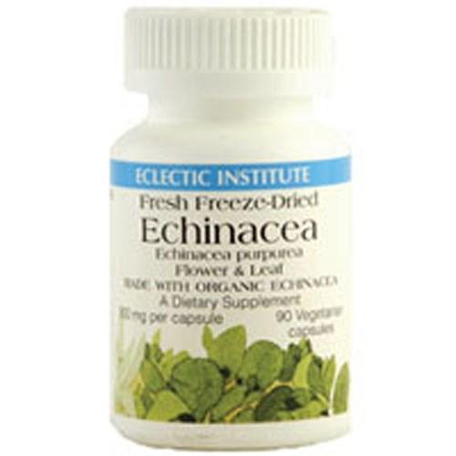 Echinacea Purpurea Flower & Leaf 90 Caps by Eclectic Institute Inc