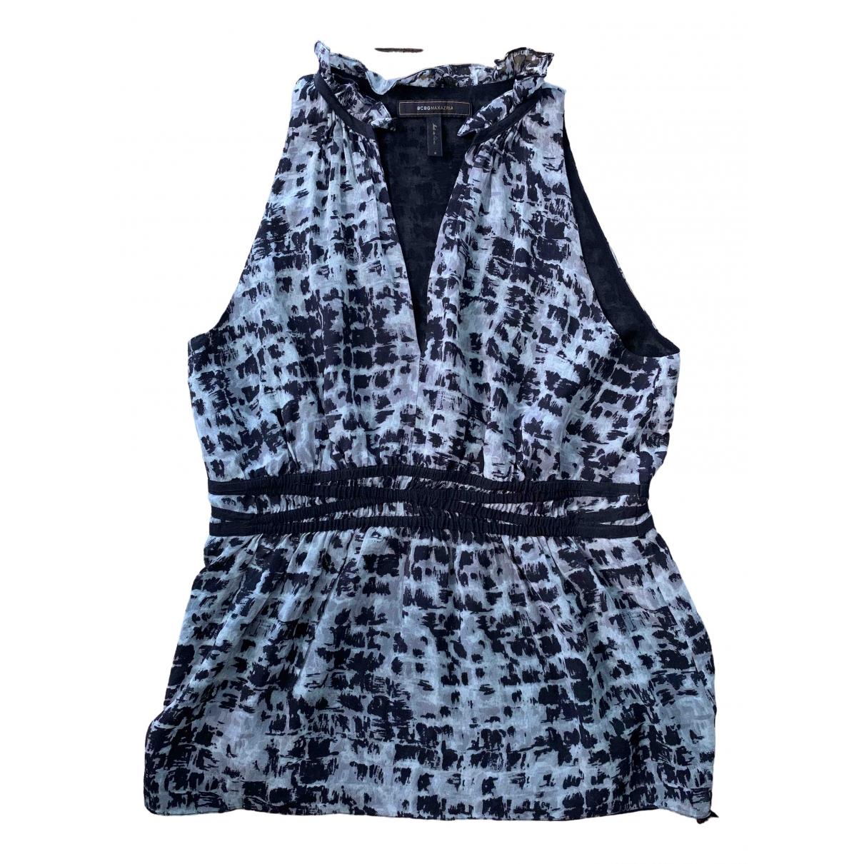 Bcbg Max Azria \N Multicolour Silk  top for Women S International