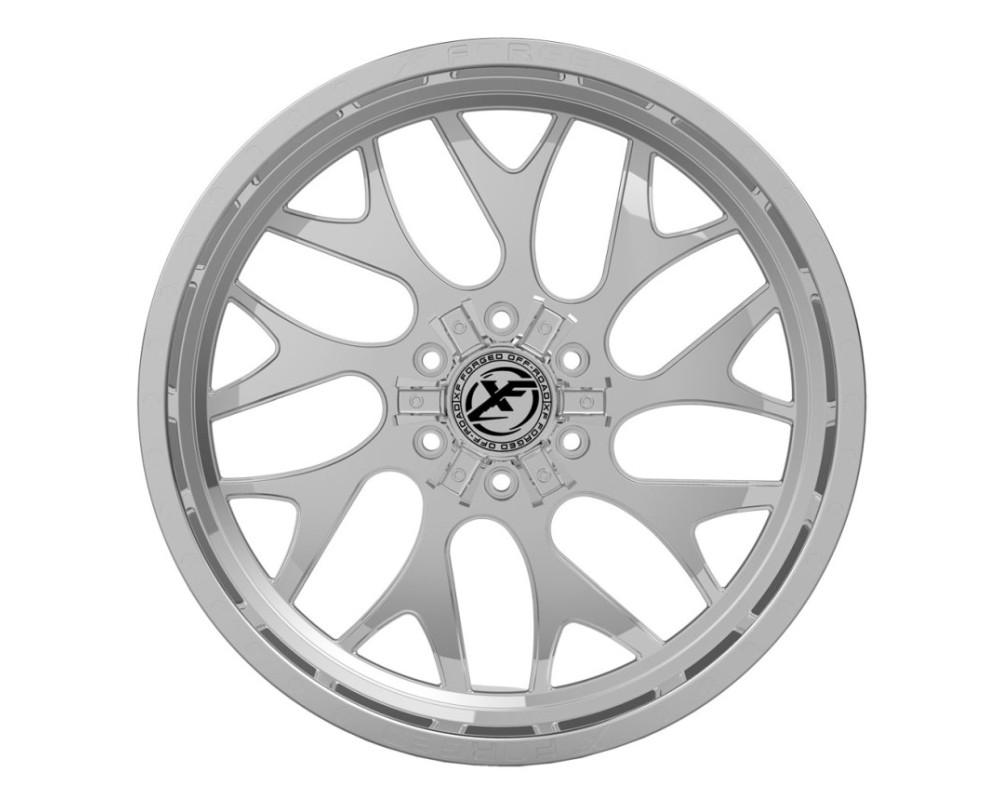 XF Off-Road XFX-301 Wheel 20x12 6x135 6x139.7 -44mm Chrome