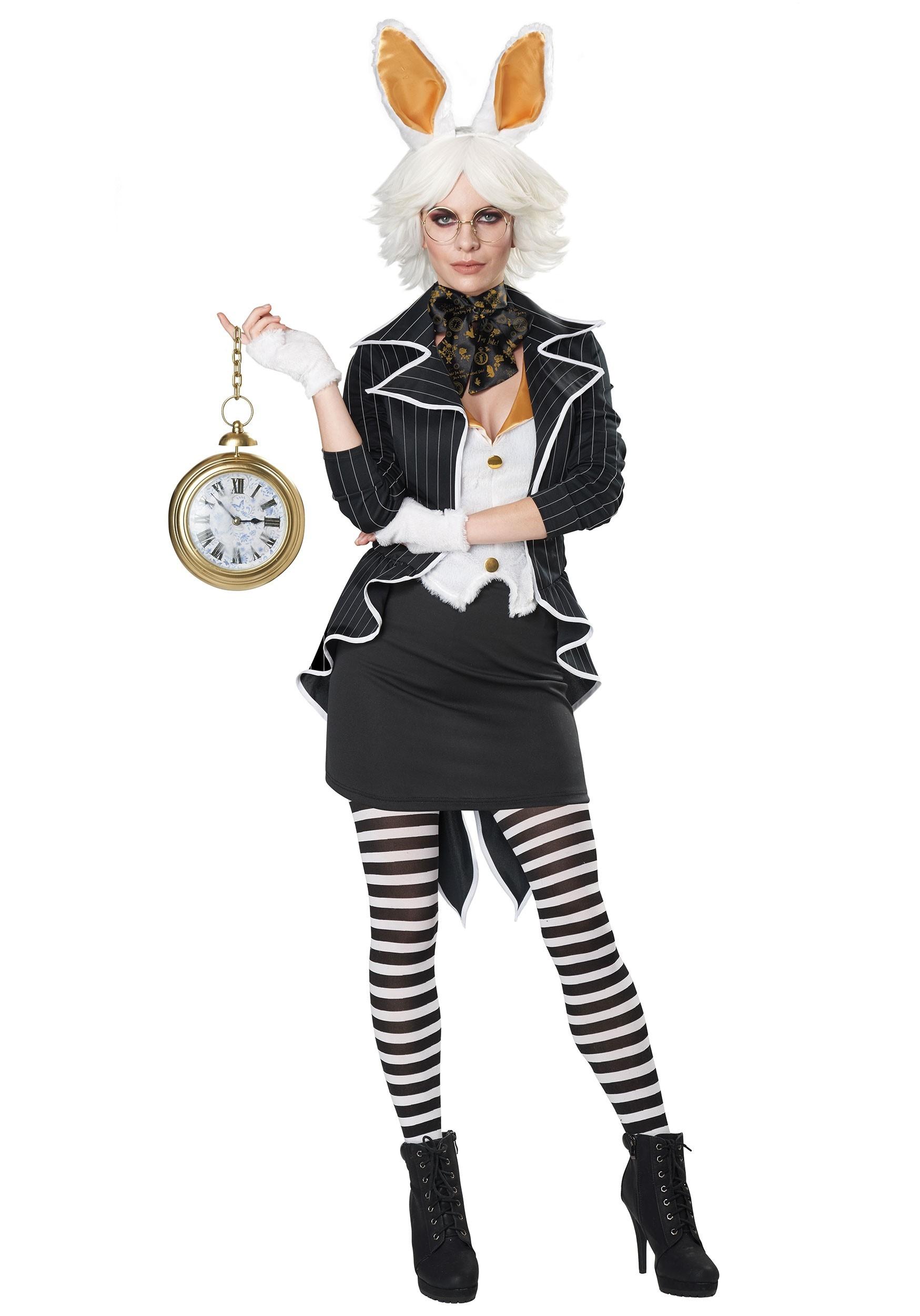 The White Rabbit Women's Costume
