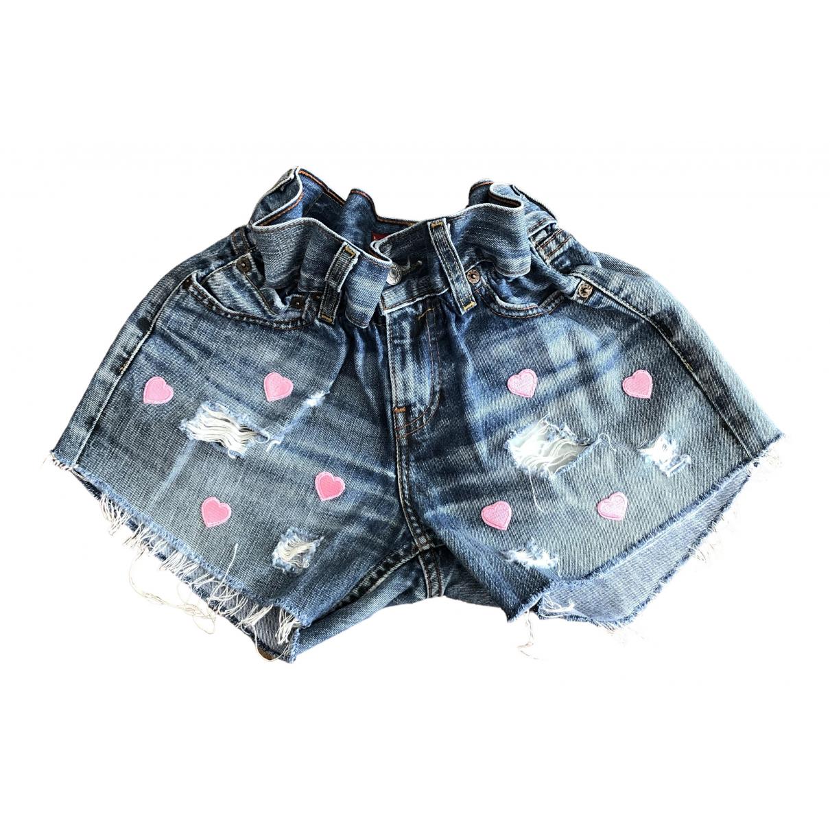 Levi's Vintage Clothing \N Denim - Jeans Shorts for Women XS International