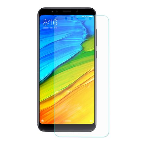 Makibes Transparent Xiaomi Redmi 5 Plus Tempered Glass Hat-Prince 0.33mm 9H 2.5D Explosion-proof Membrane