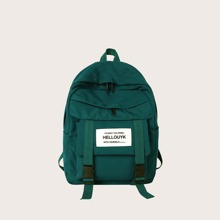 Release-Buckle Larger Backpack