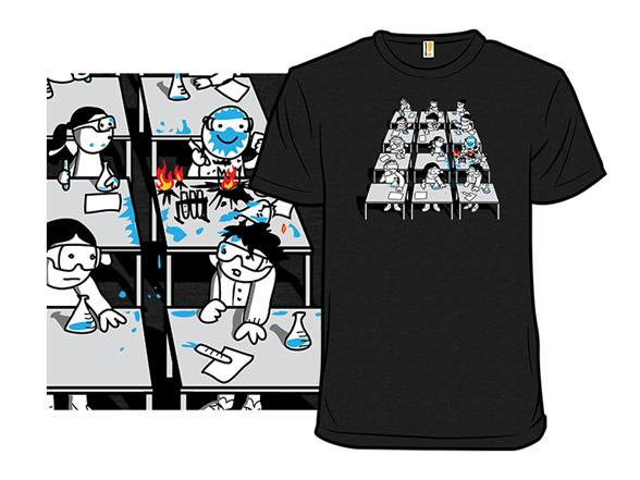 The Chemist - Remix T Shirt