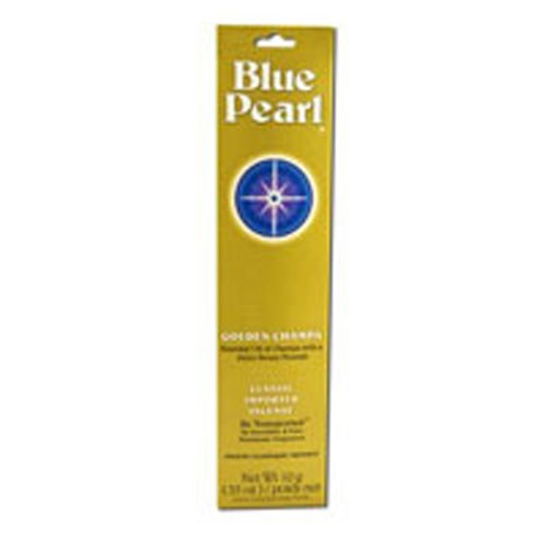 Incense Premium Golden Champa 10 Gm by Blue pearl