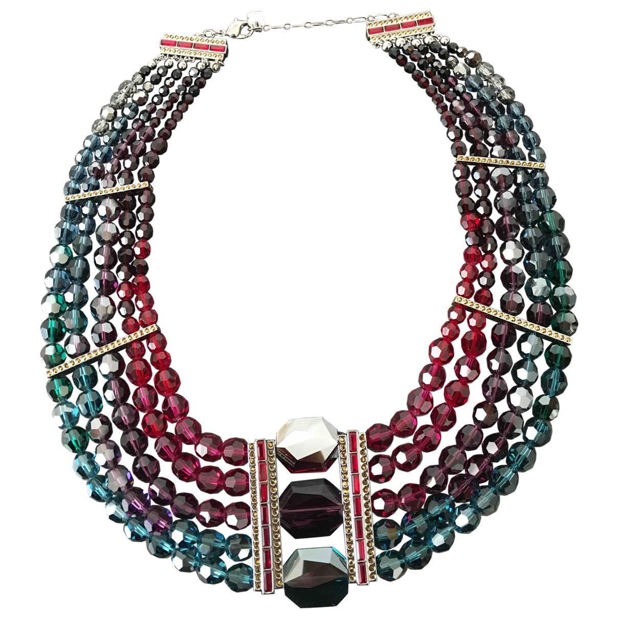 Swarovski \N Multicolour Pearls necklace for Women \N