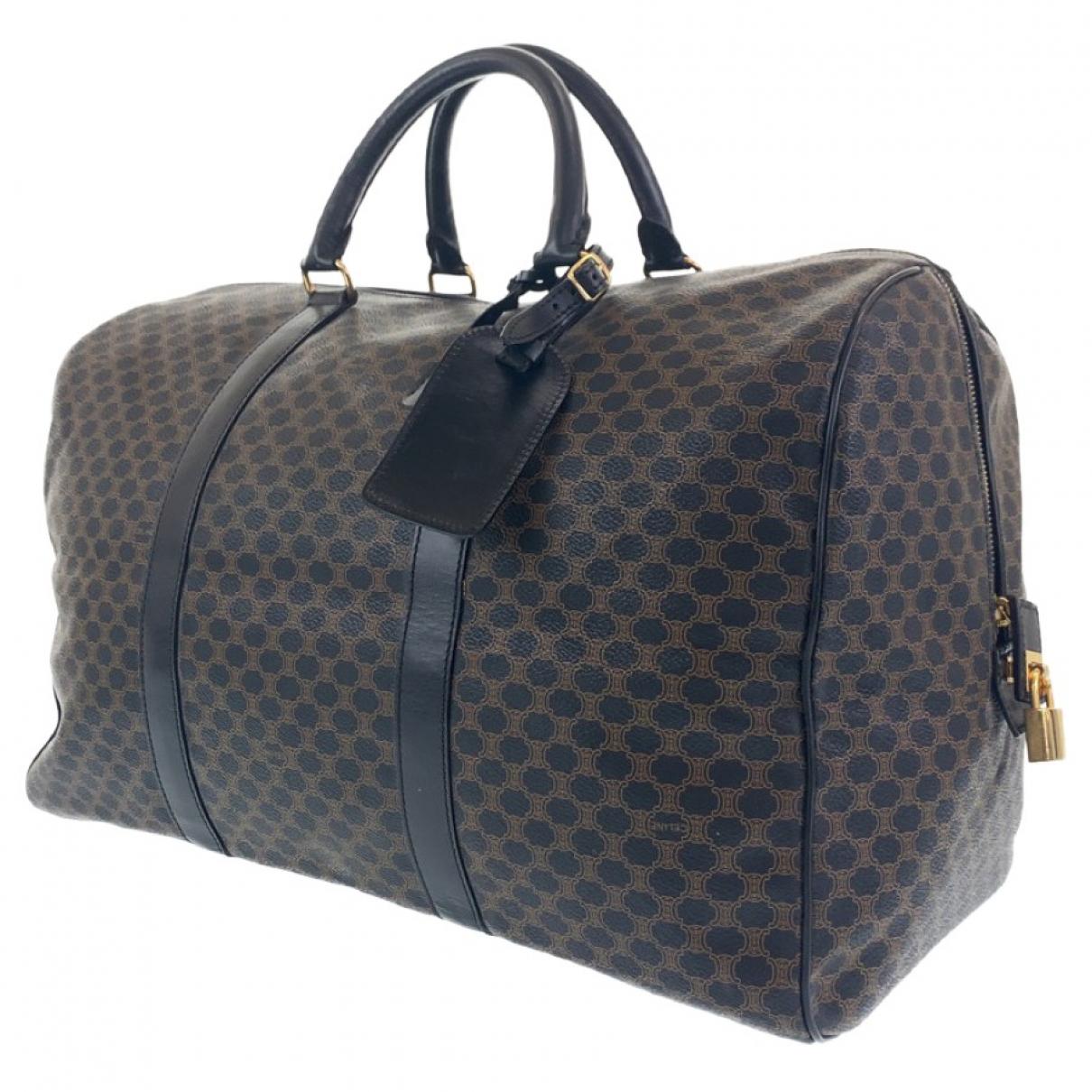 Celine \N Brown bag for Men \N