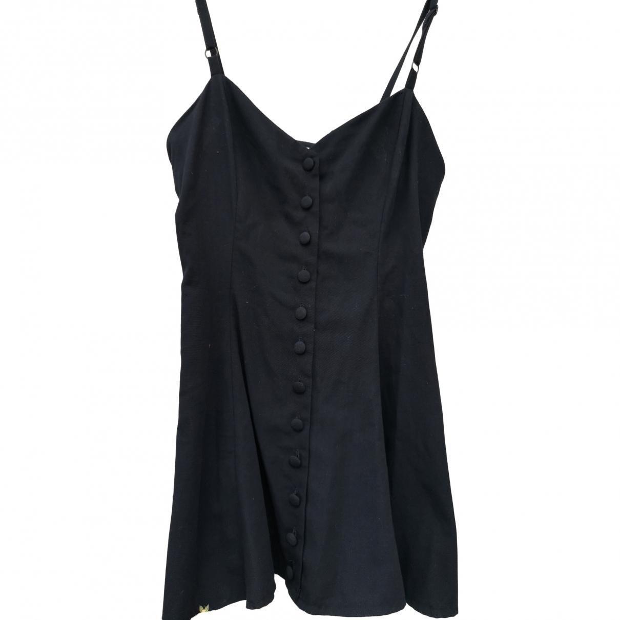 Non Signé / Unsigned \N Black dress for Women 14 UK