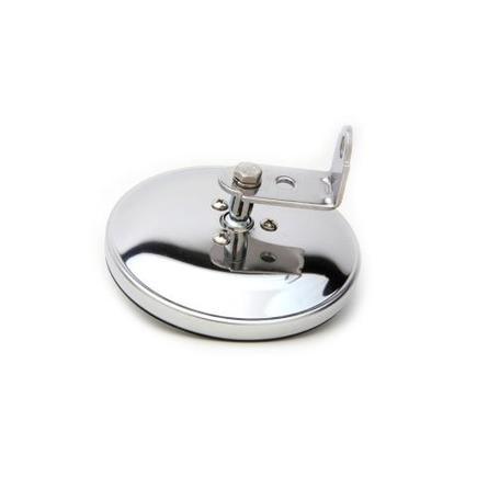 Velvac 708520 - Three Screw Convex Mirror 5 Center Mount Convex M