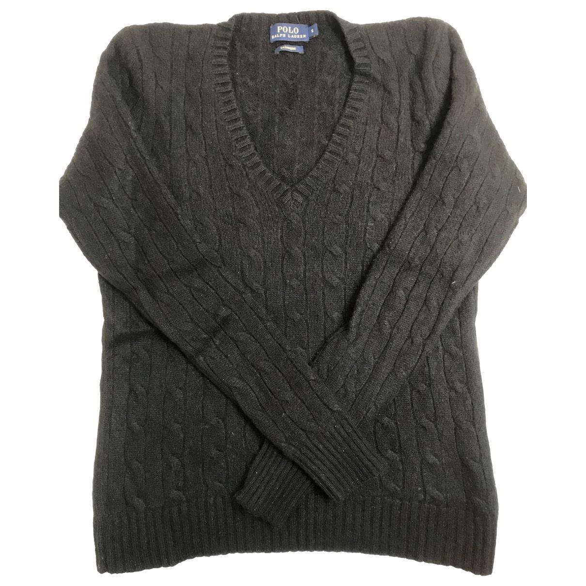Polo Ralph Lauren \N Black Cashmere Knitwear for Women S International