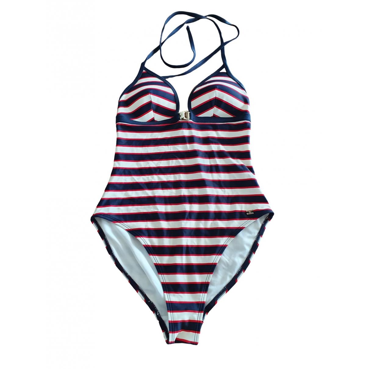 Tommy Hilfiger \N Cotton - elasthane Swimwear for Women 36 FR
