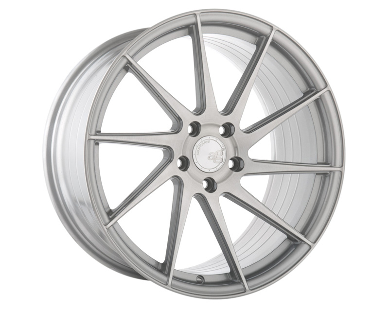 Avant Garde M621-BLS8881911R M621 Brushed Liquid Silver Right Side Wheel 19x11 BLANK 15mm