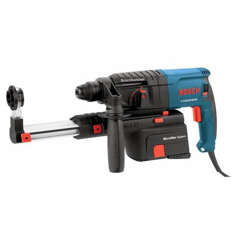 Bosch 7/8 In. SDS-plus� Bulldog� Rotary Hammer with Dust Collection