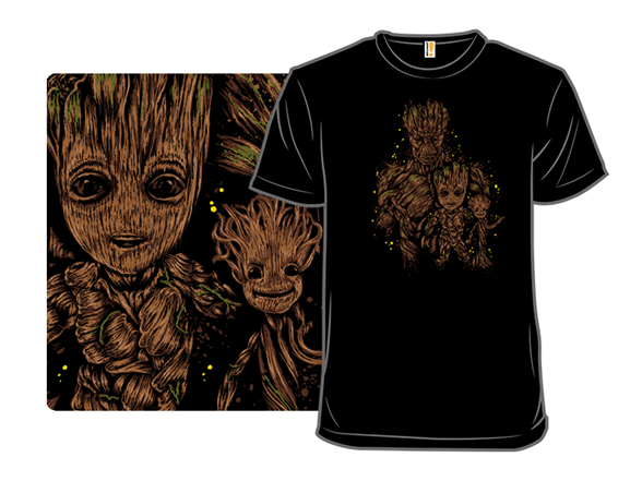 Grooty Evolution T Shirt