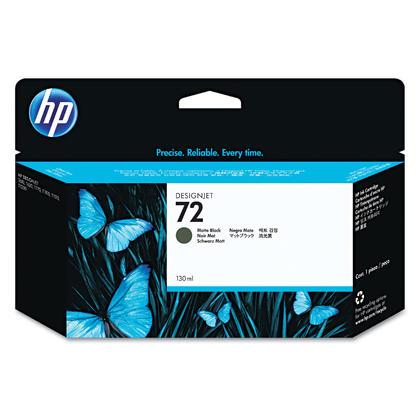 HP 72 C9403A Original Matte Black Ink Cartridge High Yield