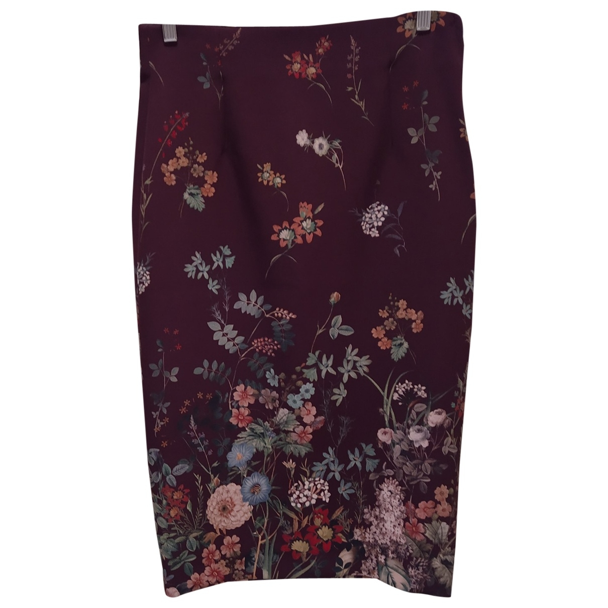 Zara \N Multicolour skirt for Women L International