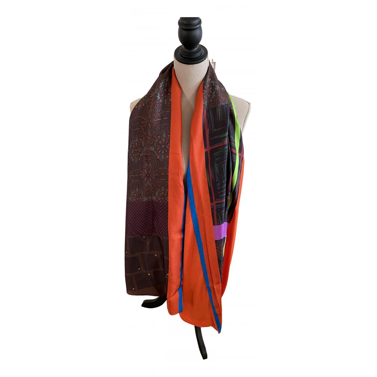 Pierre-louis Mascia \N Multicolour Silk scarf for Women \N