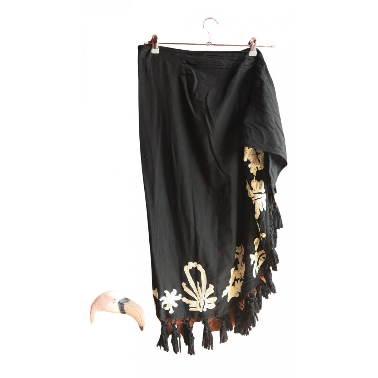 Mes Demoiselles ... \N Black Cotton skirt for Women 1 0-5