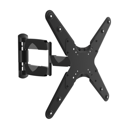 """TV Wall mount articulated arm Universal LED LCD PLASMA 13"""" - 55"""" SLIM - PrimeCables®"""