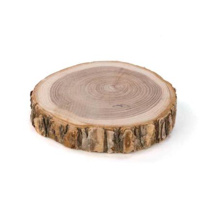 Rondin de bois déco 4'D