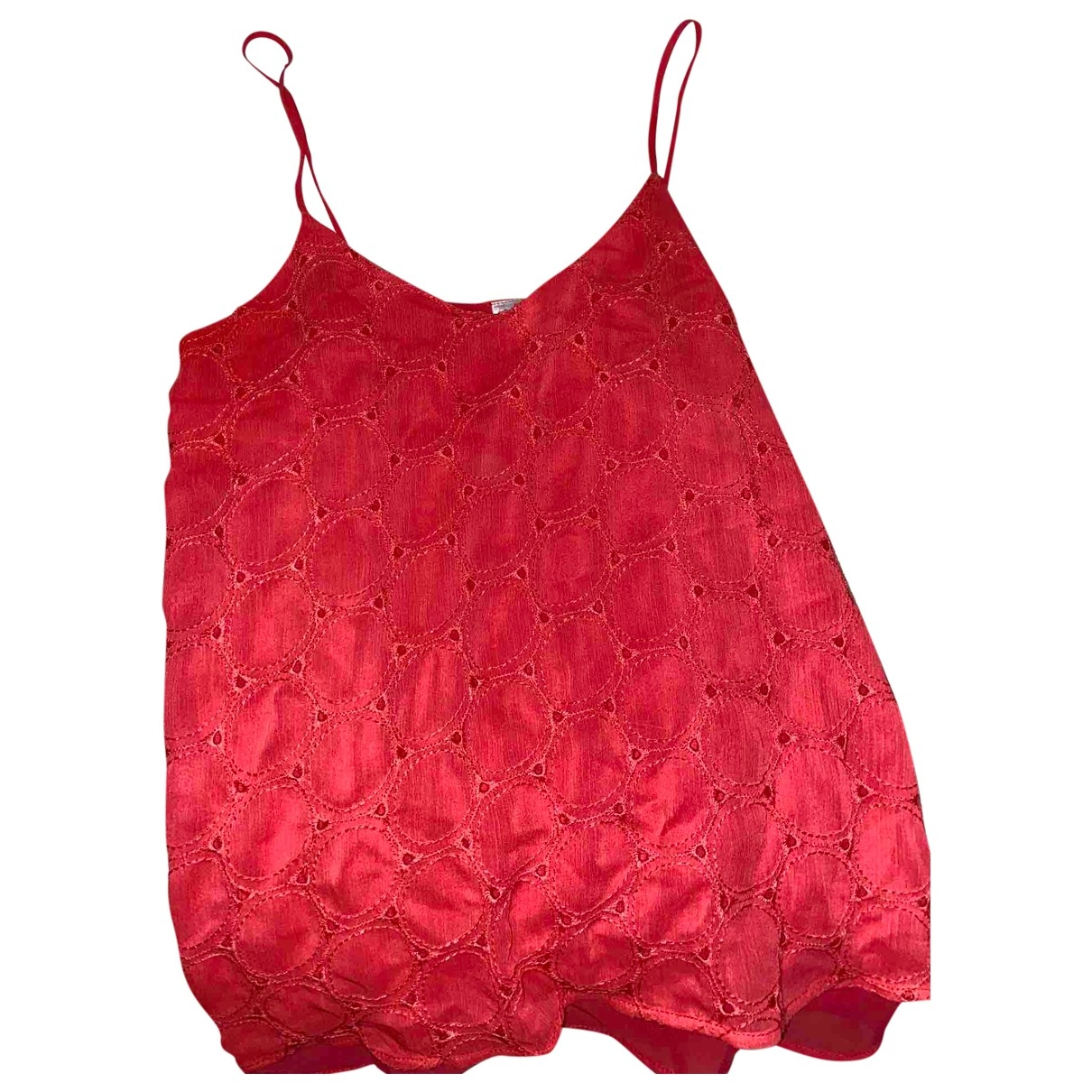 Non Signé / Unsigned \N Pink  top for Women XS International