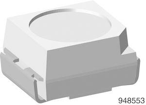 Vishay HSpeed IR Emitting Diode SF 940nm e-3 (1500)