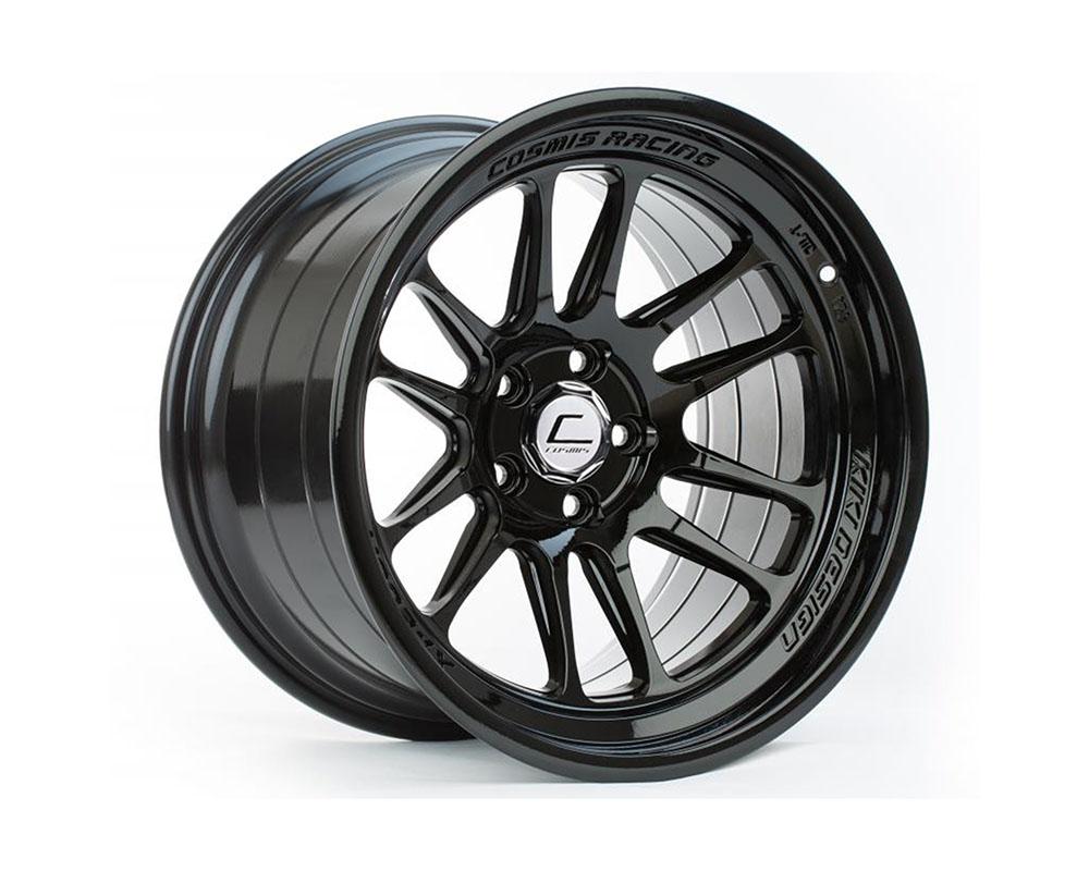 Cosmis Racing XT206R-1811-8-5x114.3-B XT-206R Wheel 18x11 5x114.3 +8mm Black