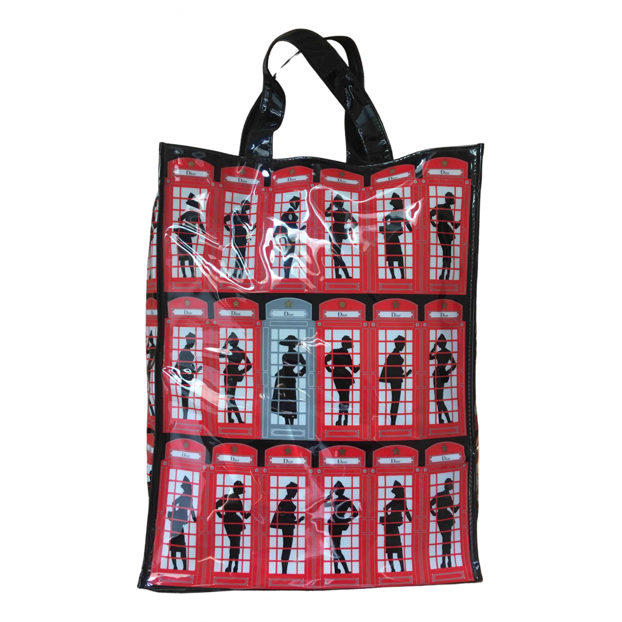 Dior \N Red handbag for Women \N